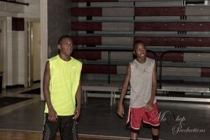 Jamisen and KJ