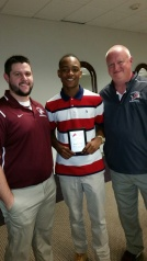 Isaiah's MVP Award