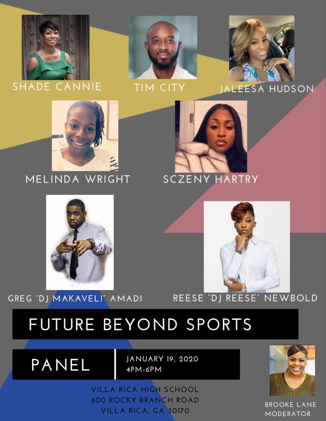 Future Beyond Sports Seminar 2